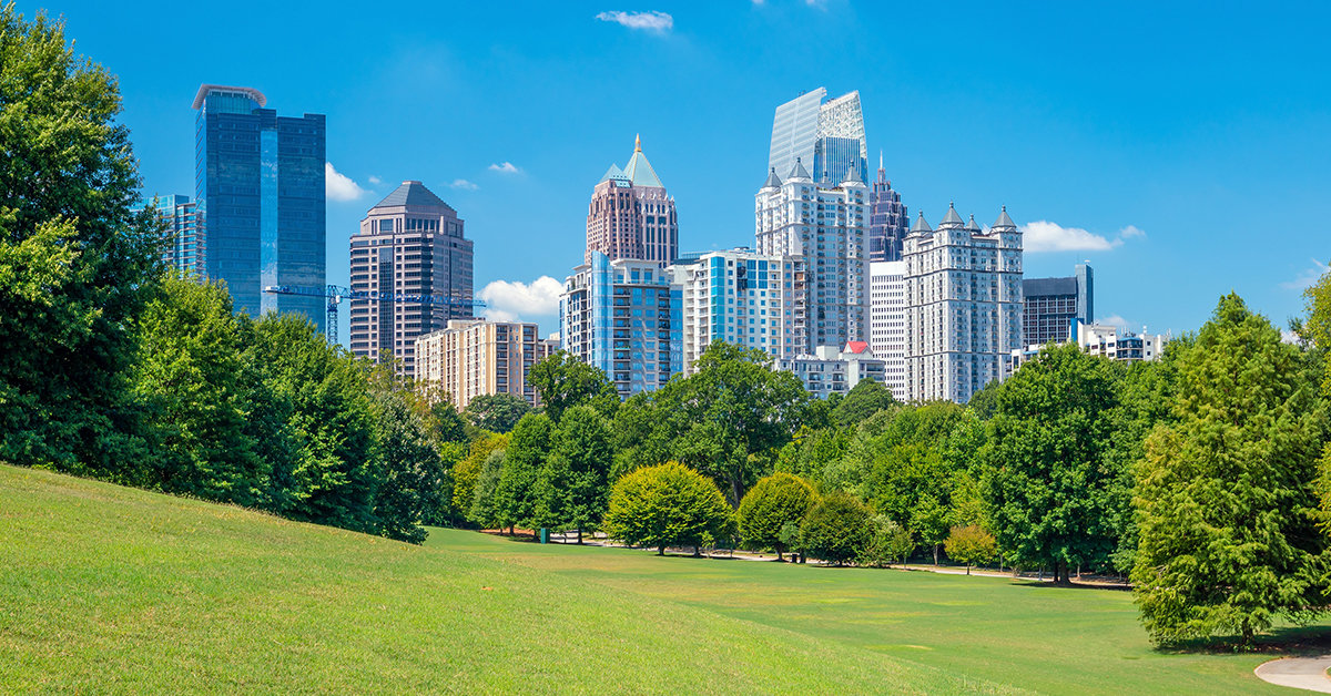 spring happenings in midtown atlanta